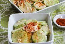 Recipes for Cucumbers