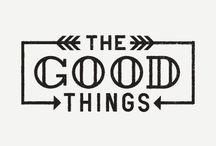 ♡ Good Things ♡