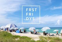 Surfside's First Fridays
