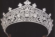 tiaras and crowns