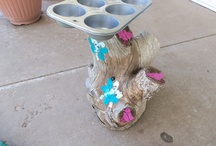 Crafty - for kids! / by Tania Turner-Haggerty