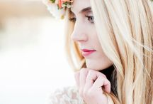 Curated board - Flower crowns