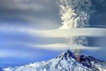 Volcanes.