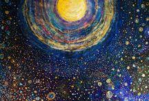 Celestial paintings