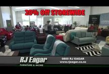 Promotions / Promotions in-store at RJ Eagar New Plymouth & Stratford, Taranaki, New Zealand