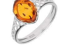 Amber Rings! / Introducing our new designs of Amber and Sterling Silver rings