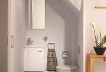 merdiven altı wc