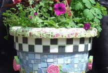 Mosaic / Decorate with mosaic