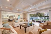 Great Rooms / great room ideas