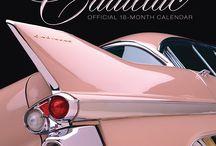 Cadillac kalendáře
