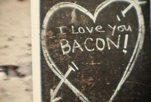 Bacon Boards / See some of our favorite bacon-inspired recipes and creations.