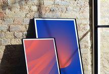 Contemporary – Design Inspiration from Strut and Fibre / A collection of Contemporary graphic design inspiration – browse our Contemporary templates at strutandfibre.com