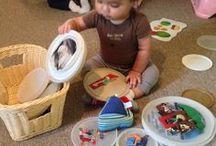 Language & Literacy (Infant & Toddler)