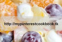 My Pinterest Cook Book
