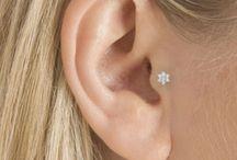 Oortje  / Oorbellen of piercings