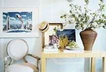 Eclectic Style / Mixing old with new