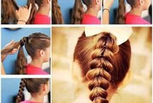 Inspiracje o włosach