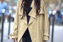 Outfits / parisian chic / fashion / simplistic