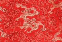 Китайские узоры