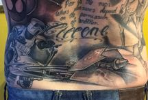 Starwars tattoos / Starwars tattoos