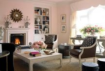 Making House a Home / Inspiration for creating lovely living spaces