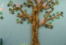 Bulletin Board / Tree