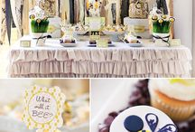 Nursery Rhyme Baby Shower  / by Nicole MTDLBlog