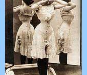 Século XX alta costura na belle époque