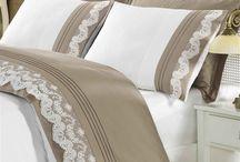 Yatak örtüleri  pike ve çarşaf / piko çeğiz