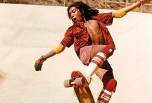Hugh Holland – photography / Skateboarding photos from the 70's
