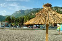 Čanj holiday resort -Montenegro 2016