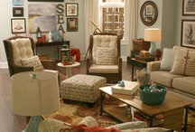 Living Rooms / by Cindy George-Mcintosh