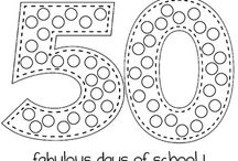 50th day of school / by Jamie Welby