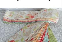 Quilting Jelly Rolls