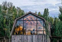 Barns & Woodhouses