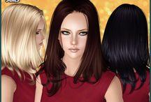TS3 - Female Hair