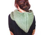 pletení / knitting
