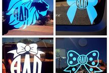 ALPHA DELTA PI / by Chrissy Chappell