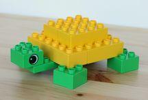 LEGO Actividades y Juegos / Juegos y actividades educativas con LEGOS