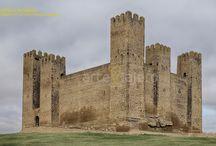 Castillos / Colección de fotos referente a castillos, fortalezas, atalayas, murallas