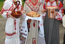 Чувашский наряд