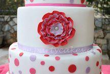 Cakes / by Deborah Keating Rennels