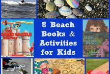Books: Beach and Ocean / Children's books about the beach and ocean.