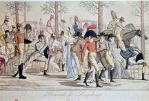 Vestuario de caballero comienzos XIX.