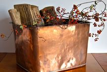 Copper ~ Rust ~ patina / They are all beautiful in a special way / by Margalit Hajaj