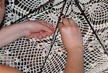 parasolka szydelko
