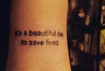 Nursing Tattoos