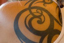 Tattoos!! <3 / by Kimberlin Jones