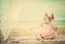 Berkley's beach birthday / by Crystal Sonney