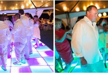 New LED Dancefloor! - Just makes you wana boogie!